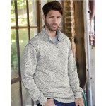 Mens Quarter-Zip Sweatshirt