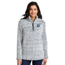 Port Authority Ladies Cozy 1/4-Zip Fleece