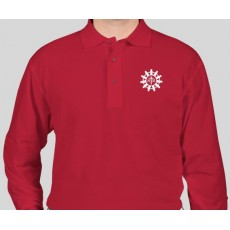 Youth Long Sleeve Polo (Cotton/Poly)
