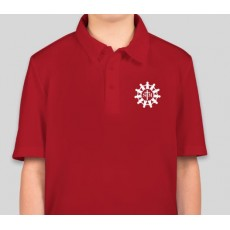Youth Short Sleeve Performance Polo (100% Polyester)